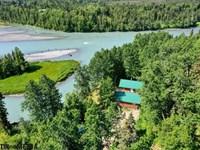 Fish On, Leave Your Boat in The WA : Kasilof : Kenai Peninsula Borough : Alaska