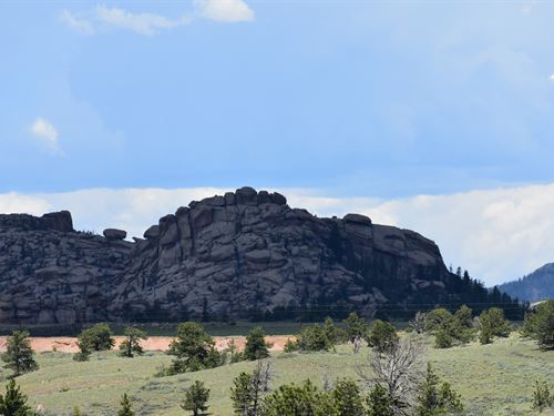 Veda View On Morgan : Buford : Albany County : Wyoming