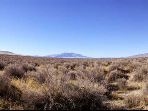 Rural Lifestyle Ranch / Farm Land : Winnemucca : Humboldt County : Nevada