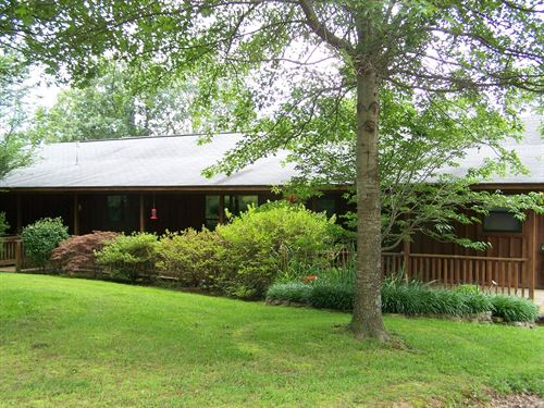 Ar Ozarks Country Home, Acreage : Leslie : Searcy County : Arkansas