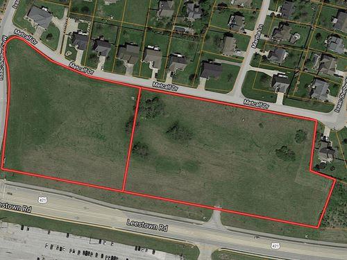 9+/- Acres Of Com, Dev, Land : Frankfort : Franklin County : Kentucky
