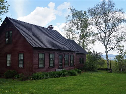 Diamond Hill Homestead : Saint Johnsbury : Caledonia County : Vermont