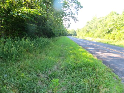 Land For Sale In Thayer Mo : Thayer : Oregon County : Missouri