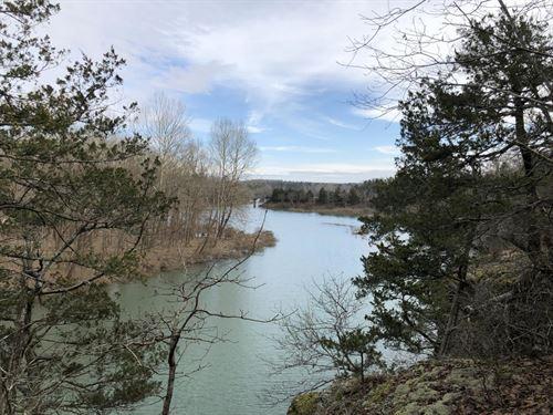 Barnett Lake Lot : Romance : White County : Arkansas
