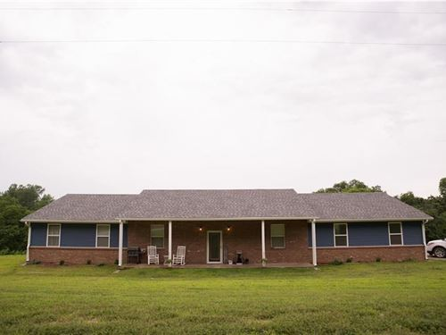 Newly Built 4 Bedroom Home 3 Acres : Wathena : Doniphan County : Kansas