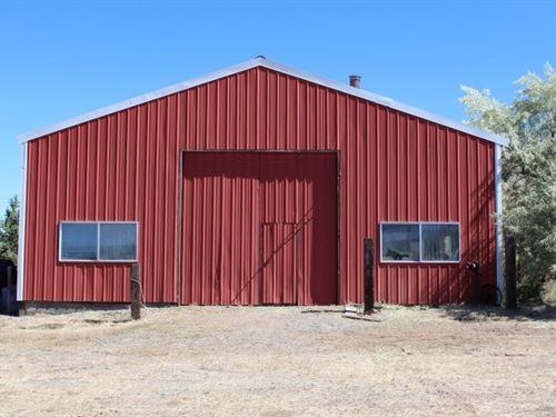 40 Acres Horse Property Modoc : Alturas : Modoc County : California
