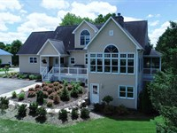 Equestrian Estate With Wooded Acres : Homer : Cortland County : New York