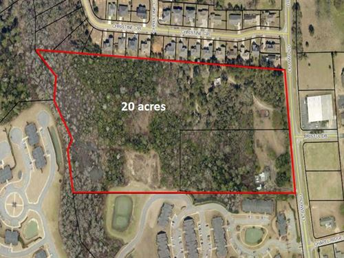 20 Acres Available Houston County : Perry : Houston County : Georgia