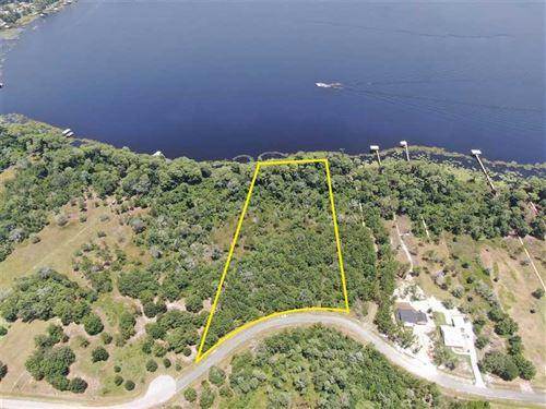 5.4 Acres on Hampton Lake : Hampton : Bradford County : Florida