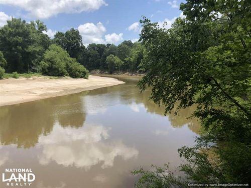 Big Black River Hunting & Ag Land : Sallis : Attala County : Mississippi