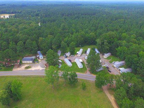 Mobile Home Park, Arkadelphia : Arkadelphia : Clark County : Arkansas