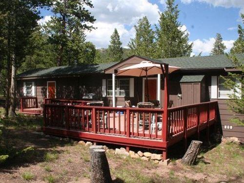 Northern Colorado Mountain Cabin : Red Feather Lakes : Larimer County : Colorado