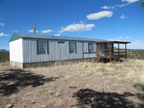 Affordable Mountain Retreat Datil : Datil : Catron County : New Mexico