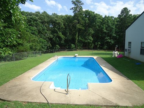 Residential, 8.43Country Acres : Jenkinsville : Fairfield County : South Carolina