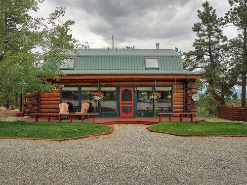 Extraordinary Colorado Mtn Living : Salida : Chaffee County : Colorado