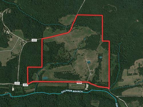 Multi-Use Farm & Country Home : Bland : Gasconade County : Missouri