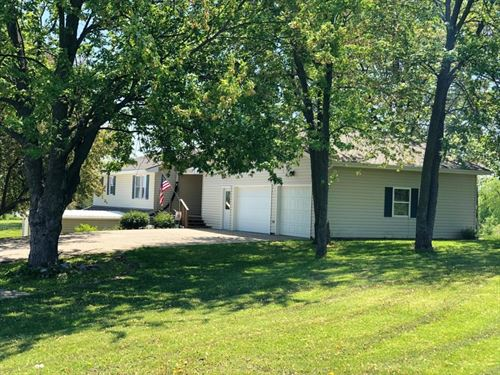 5 Bedroom, 3.5 Bathroom Home : Maryville : Nodaway County : Missouri