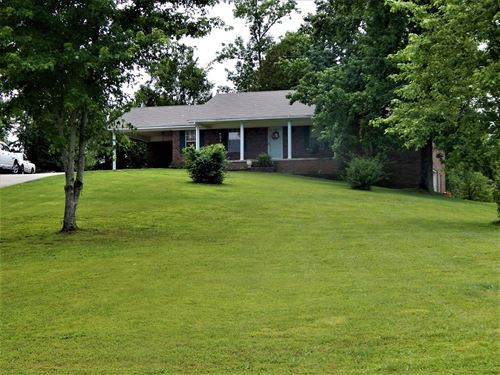 TN Country Home 11.87 Acres 3 : Iron City : Wayne County : Tennessee