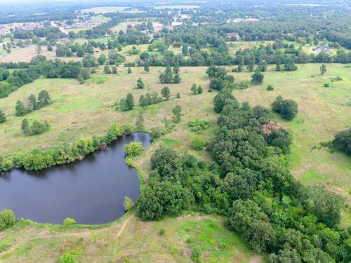 Commercial & Investment Land Paris : Paris : Lamar County : Texas
