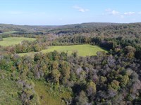 Older Farm Home With Acreage : Erieville : Madison County : New York