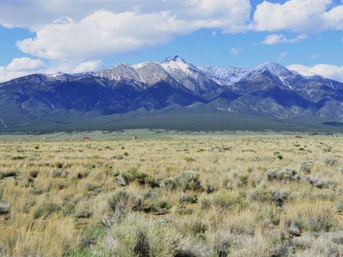 Expansive 5 Acres Near Alamosa : Blanca : Costilla County : Colorado