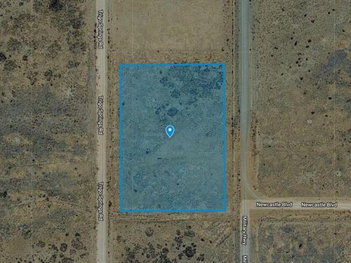 1.5 Acres For Sale In Belen, Nm : Belen : Valencia County : New Mexico