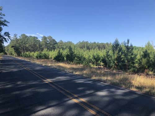 Hooks Tract : Laurinburg : Scotland County : North Carolina