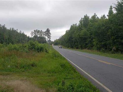 49.73 Acres in Concord, Cabarru : Concord : Cabarrus County : North Carolina