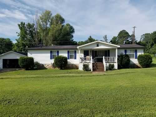 4 Bedroom/2 Bath Updated Home 1.9 : Eminence : Shannon County : Missouri