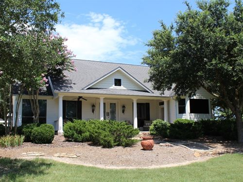 Farm & Ranch Property East TX : Tennessee Colony : Anderson County : Texas
