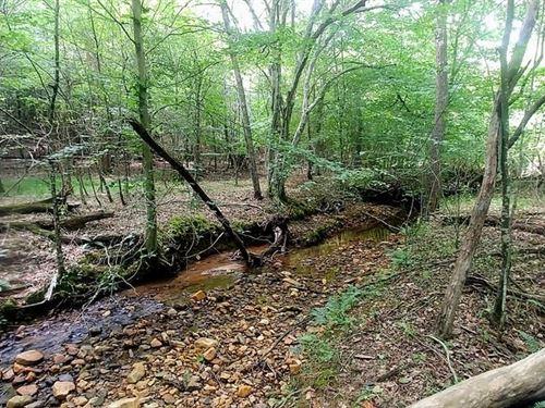 Large Recreational Acreage Axton : Axton : Henry County : Virginia