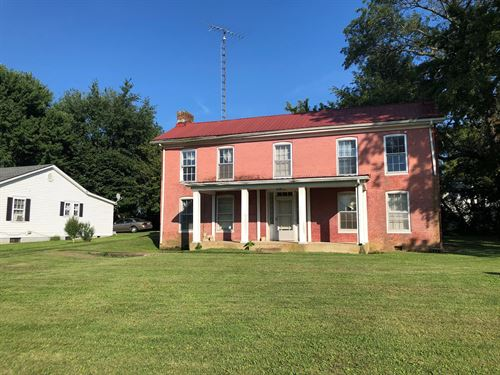 Historic Home & Store Building : Hardyville : Hart County : Kentucky