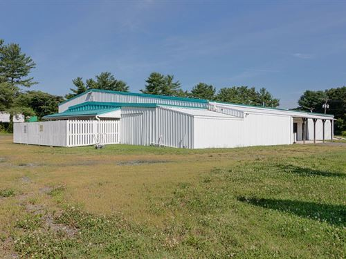 NC Equipped Commercial Property : King : Stokes County : North Carolina