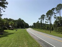 77+ Acre Residential Development : Saint Marys : Camden County : Georgia