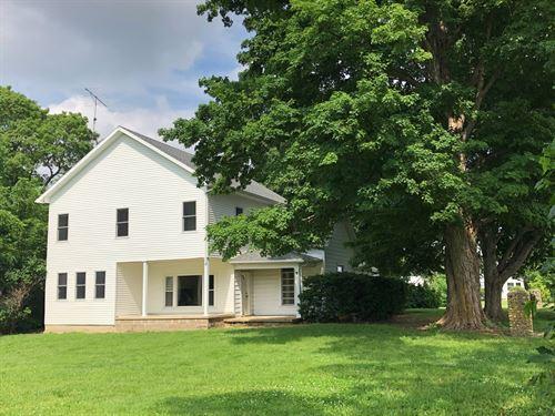 Country Home For Sale Farmland : Farmland : Randolph County : Indiana