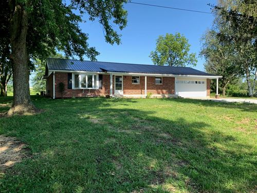 Country Home For Sale Lynn, Indiana : Lynn : Randolph County : Indiana