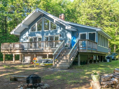 Maine Summer Get-Away Property : Lowell : Penobscot County : Maine