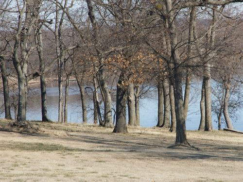 Great Rural Building Site : Adair : Mayes County : Oklahoma