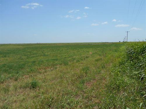 160 Acres M/L, Grant County : Wakita : Grant County : Oklahoma
