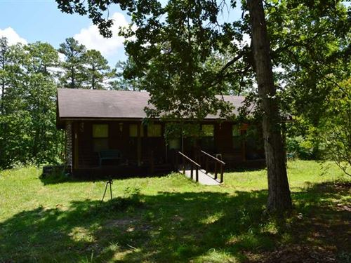 Home on 20 Acres For Sale in Carte : Van Buren : Carter County : Missouri
