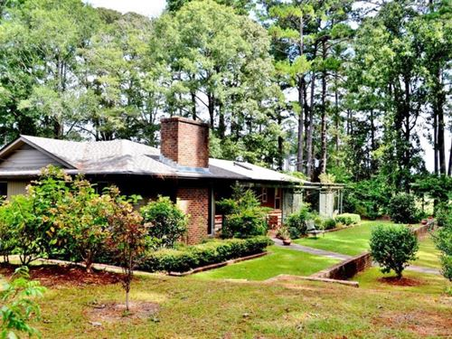 Hilltop Home, Pool, Guest House 5.5 : Summit : Pike County : Mississippi