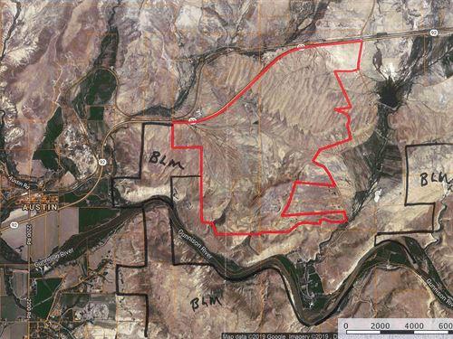 Colorado Development Land Own Water : Austin : Delta County : Colorado