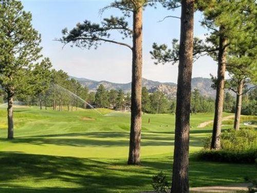 Lot Northern Colorado Golf : Red Feather Lakes : Larimer County : Colorado