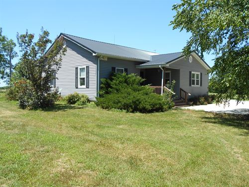 7 Acres & Remodeled Home Winston MO : Winston : Daviess County : Missouri