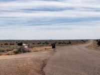 Nice Corner Lot, $125/Month : Snowflake : Navajo County : Arizona