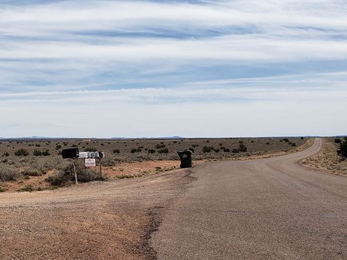 Nice Corner Lot, $125/Month : Snowflake : Navajo County : Arizona