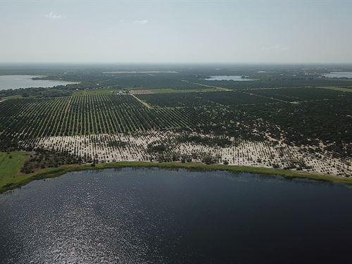 Lakefront Mobile Home Development : Sebring : Highlands County : Florida