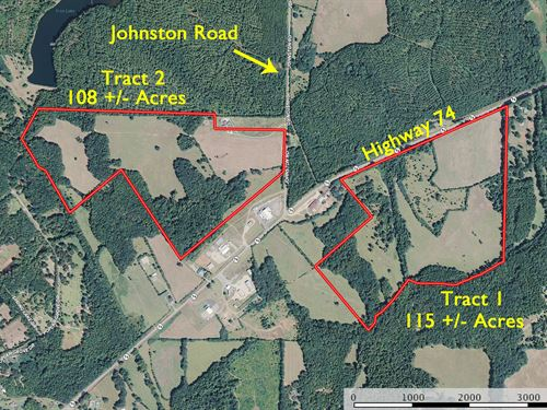 Sealed Bid-Surplus Land Liquidation : Thomaston : Upson County : Georgia