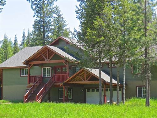 Rare Opportunity : Trout Creek : Sanders County : Montana