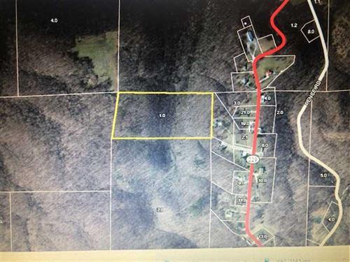 Land For Sale, 20 Acres Franklin : Metamora : Franklin County : Indiana